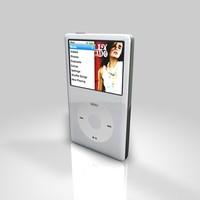 iPod Classic (white)