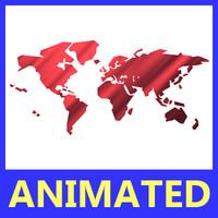 globe (opening animation)