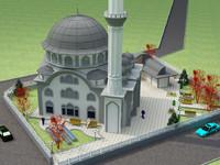 maya mosque