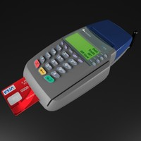 Credit Card Pin pad
