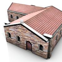 maya medieval building