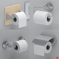 Toilet paper holder002-05.zip