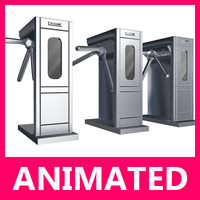 turnstile (loop animated)