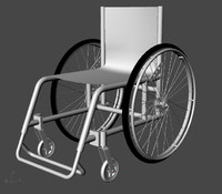 wheelchair daily use 3ds