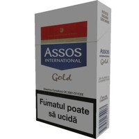 gold assos 3d model