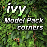 3ds max ivy corners
