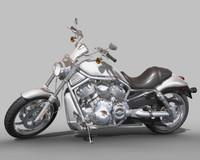 Harley-Davidson VRSCA VROD 2002