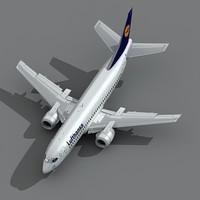Boeing 737-300 Lufthansa (S)