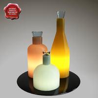 3d model bacco lamp