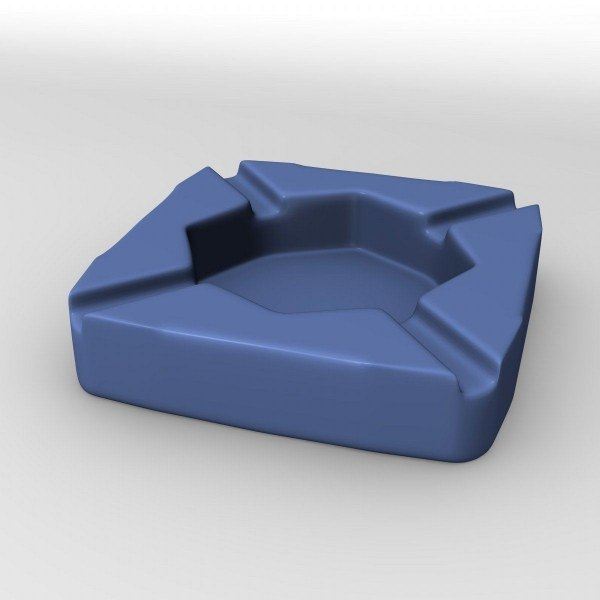 3d ashtray ash tray model - ashtrays... by bescec