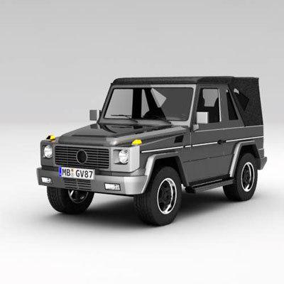 G-Wagon Cabrio 2rd