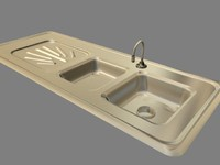 kitchen sink 3d 3ds