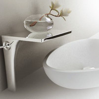 massaud bathroom axor 3d model