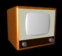 cinema4d old time tv