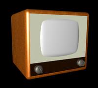 cinema4d old time tv