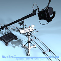 Broadcast camera collection