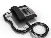 3d telephone