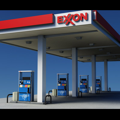 Gas Stations Locations Of Exxon Mobil Gas Stations
