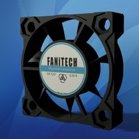 40x10mm Computer Cooling Fan
