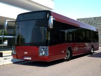 c4d bus city liner