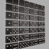 set dominoes max