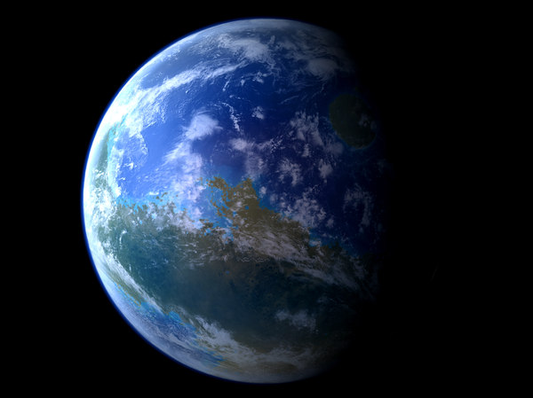 terraform mars planet - photo #3