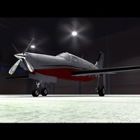 piper malibu 3d model