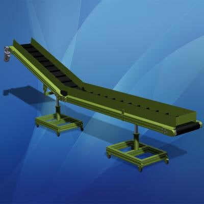 Special Belt Conveyor