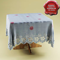 maya table table-cloth v1