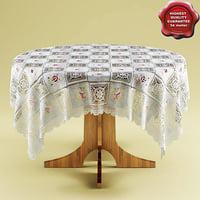 3d table table-cloth v2
