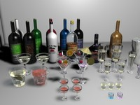 Glass & Drinks Collection