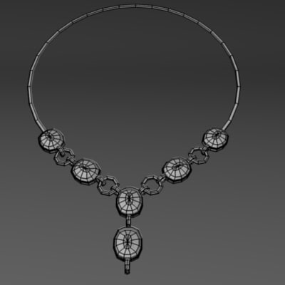 3D Models Остановок Jewelry