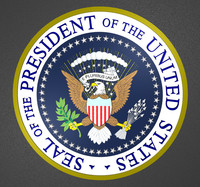 US Presidential Seal