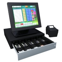 3d model of touchscreen register