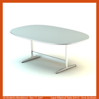 maya arne jacobsen table