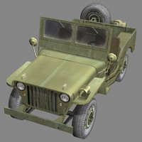 WILLYS JEEP / SUV