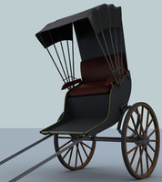 3d rickshaw old model