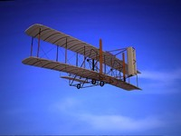 3ds wright flyer