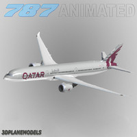 B787-10 Qatar Airways