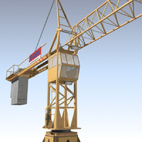 Tower Crane 02