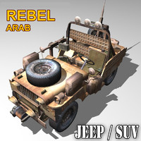 Rebel Suv jeep