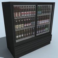 maya beer fridge