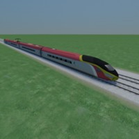 maya train virgin pendolino