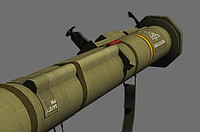 M136 AT4 anti tank weapon