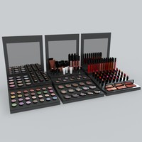 max make-up testers