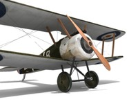 3d sopwith camel model