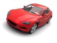 car 05 3d model
