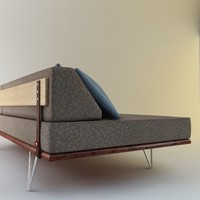 Case Study Day Bed