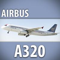 Airbus A320 TACA