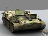 MTLB Tank